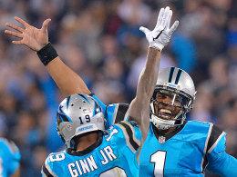 Gut gezockt: Panthers halten Saints in Schach