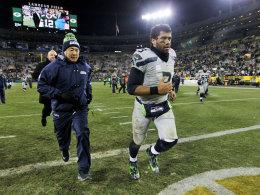Ultraheiße Packers stellen Seahawks in den Eisschrank