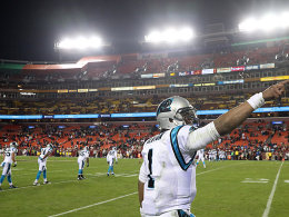 Das wilde Play-off-Szenario der Carolina Panthers