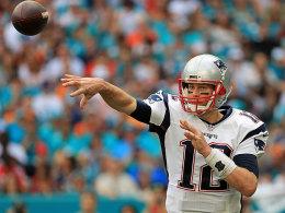 Brady wirbt mit weiterem Rekord um den MVP-Titel
