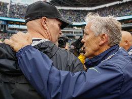 Trainer-Treffen in Atlanta - Brady macht sich auf
