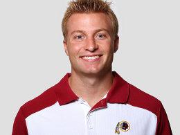 McVay jüngster NFL-Trainer aller Zeiten