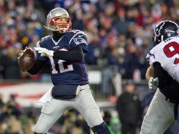 Lewis überrascht! New England und Brady auf Kurs