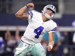 Das Märchen der Cowboys-Rookies endet (vorerst)