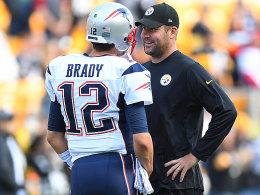 Brady erwartet seinen Fan