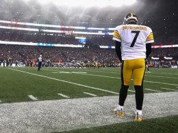 Steelers-Quarterback Roethlisberger erwägt Karriereende