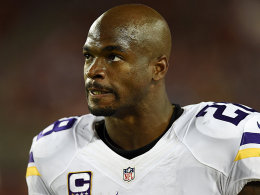 Dampfwalze in New Orleans: NFL-Star Peterson kommt!