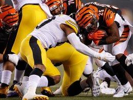 Trotz heftiger Proteste: NFL hält an Helm-Regel fest