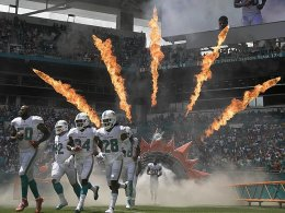 Sieben Stunden, acht Minuten: Das längste NFL-Spiel