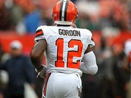 Patriots schnappen zu: Gordon kommt aus Cleveland