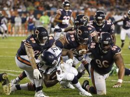 Bears-Defense dominiert: Seahawks-Fehlstart perfekt