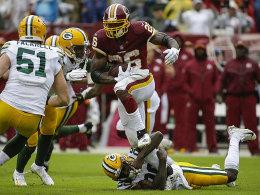 Peterson rennt Packers nieder - Rekorde für Brees und Mahomes