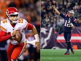 Talent vs. Titelsammler: Was Mahomes über Brady denkt