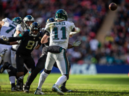 Nach Horror-Start: Wentz stürmt das Wembley