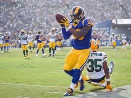 Ein Aussetzer zu viel: Auch Packers können Rams nicht stoppen