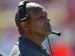 Cleveland Browns trennen sich von Coach Jackson