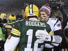 Vor Showdown: Rodgers adelt Brady als