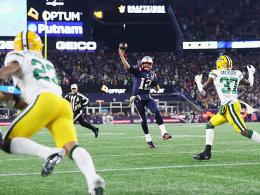 Brady sticht Rodgers aus - Brees beschmutzt Rams-Weste