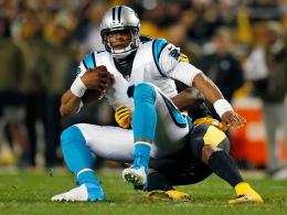 Newtons verheerender Fehler: Steelers überrollen Panthers