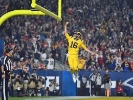 Wahnsinn in L.A.! Rams gewinnen historische Schlacht