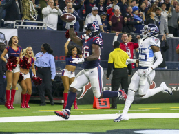 Houstons Rekordjäger: Miller schreibt NFL-Geschichte!