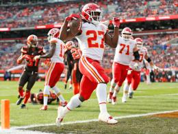 Schlimmes Video aufgetaucht: Chiefs entlassen Kareem Hunt