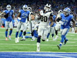 Rams holen NFC West -