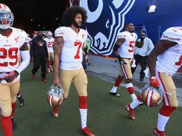 Nach McCoys Beinbruch: Redskins holen Kaepernick nicht