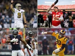 Pro Bowl 2018: Das sind die Teams der AFC und NFC