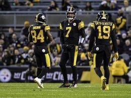Was ist eigentlich bei den Steelers kaputt?