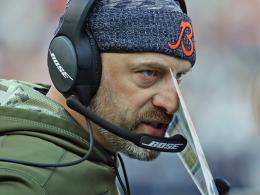 Der Immobilienmakler-Quarterback-Praktikant: Wie Nagy zum NFL-Coach wurde