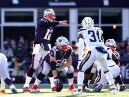 41:28! Patriots deklassieren die Chargers
