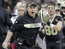 Geschichte verfälscht? Saints schimpfen auf Schiedsrichter