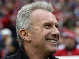 Legende Joe Montana: