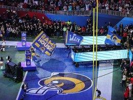 Unter 100 Millionen: TV-Zuschauerzahl beim Super Bowl in USA sinkt