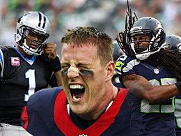 Die Top-100 der NFL: Wo landen Newton, Elliott und Brady?