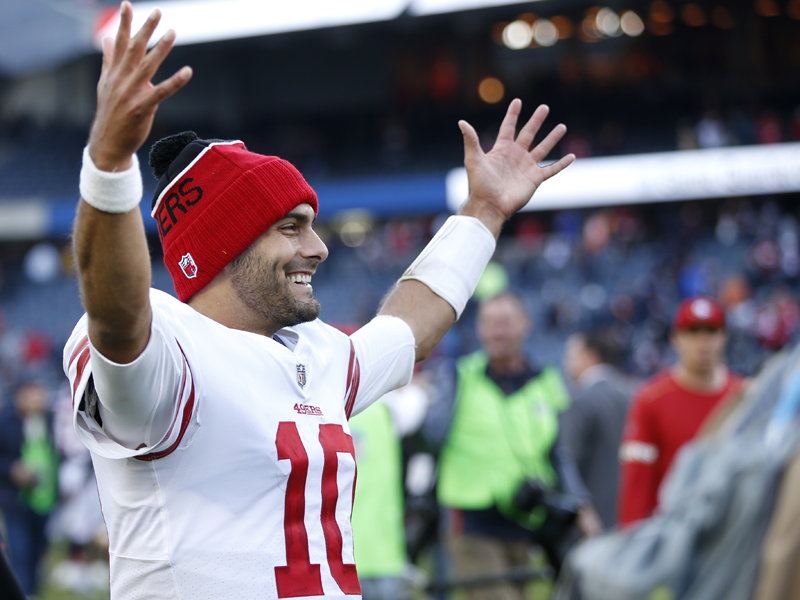 Jahresgehälter in der NFL: Garoppolo thront