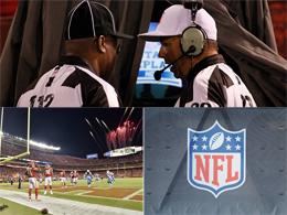 Das Football-ABC: Vom Touchdown bis zum Videobeweis