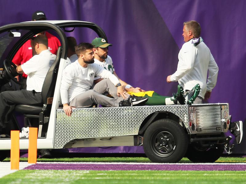 Packers-Schock, Brady-Rekord und