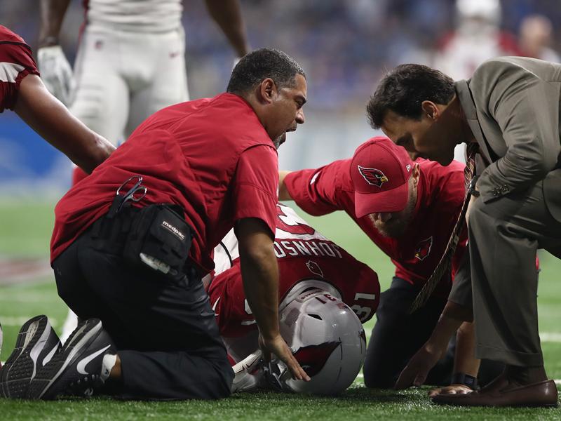 Das NFL-Seuchenjahr 2017: Verletzungen en masse