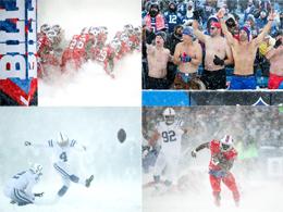 Das Schnee-Spektakel in Buffalo in Bildern