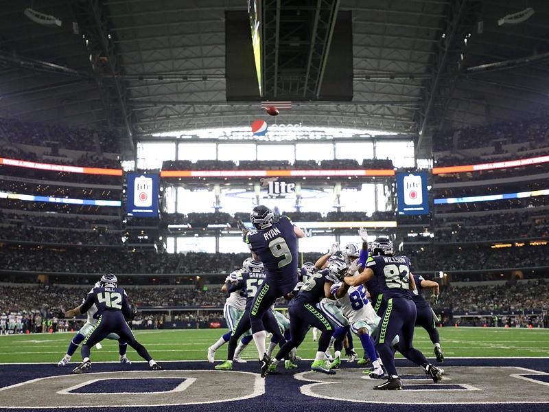 Ticket-Alarm, Seahawks-Kuriositäten und ein Trostpreis