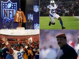 Brown, Gore, Smith: Die zehn besten Yard-Fresser