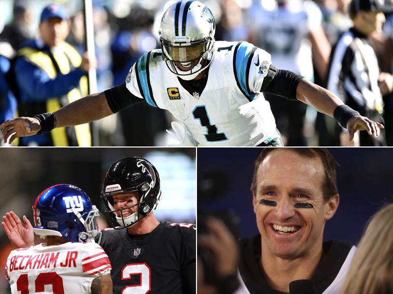 Schnell, schneller, Beckham - Großer Eagles-Patzer - NFL | American Football | Bildergalerie - kicker