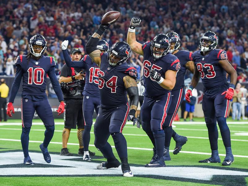 2548 Punkte und Bradys besondere Buffalo-Bilanz