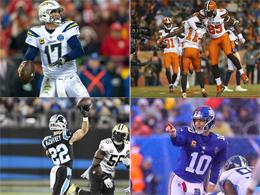 Roter Alarm in der NFL: Sieg, Schmach, Superlative