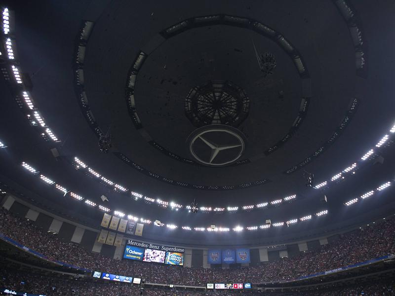 Heimvorteil? Der Saints-Dome und das laute Chiefs-Heim
