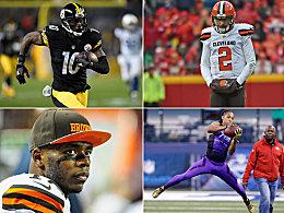 Auf der Strafbank - NFL-Sperren 2016