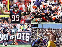 Hochstimmung in LA und zwei glorreiche NFL-Marken