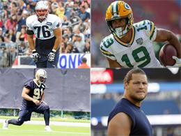 Edebali & Co.: NFL-Profis